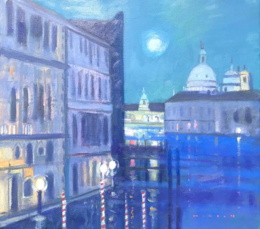 Beautiful-Nocturne-Colour-Venice-18-x-20