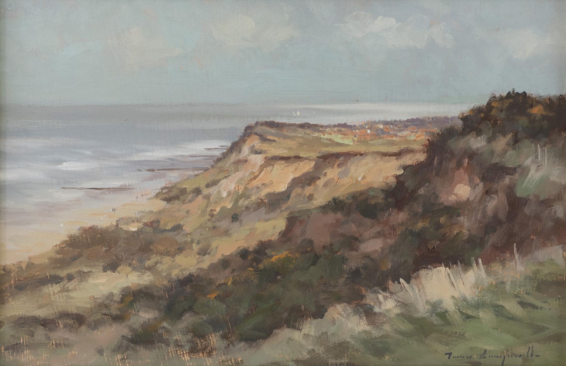 Cliffs Towards Overstrand