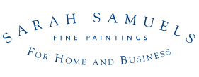 Sarah Samuels Fine Paintings Logo