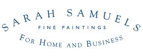 Sarah Samuels Fine Paintings Logo