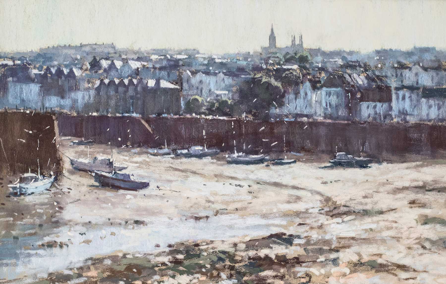 Tide Out, St Peter Port, Guernsey